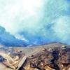 阿蘇火口から1キロ超えて噴石落下 観光関係者が風評被害