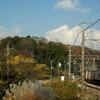 12月4日の貨物列車、東海道旅客線迂回運転 その2   (う3075レ)