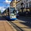 クラクフ旅行 #6 国立美術館への行き方と路面電車の乗り方