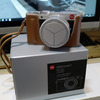 LEICA D-LUX7が来ました(^^)
