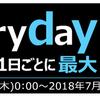 楽天ポイントカード、楽天Edyの新着キャンペーンをチェック!2018年7月版