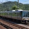 琵琶湖周辺 北陸本線の車両を撮影