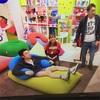 Yogibo(ヨギボー)はすんごくリラックスできる大きいビーズソファー!種類やカラーバリエーションも豊富で長く使える!