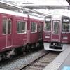 鉄道の日常風景77…阪急神戸線20190630