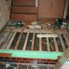 床工事2(玄関ホールの施工01)