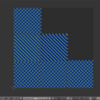 Blender レンダリング結果をテクスチャにするベイク