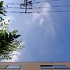 作曲工房 朝の天気 2018-09-06(木)晴れ 北海道で震度7