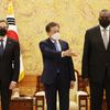 (海外の反応) 文大統領、「韓日関係修復に努力」