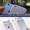 Iphone hàng xách tay khác hàng chính hãng như thế nào?