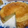 粉無しさつまいものケーキ・・・&スイートポテト味のハロウィンマカロンの紹介