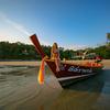 思い出に残るプーケットのサンセット@Phuket Kata Beach