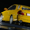 【モデルインプレッション】 Tomica Limited Vintage NEO Mitsubishi Lancer GSR Evolution V (Yellow)