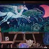 魔女の宅急便を解釈する3 神秘なる絵