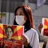 若い子たちの笑顔を取り戻したい 大阪でミャンマー軍事クーデターへの抗議行動を続ける小川モモウさん  突然の軍事クーデターに緊急事態宣言・・・「どんな形でも抗議の声を上げていく」