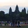 カンボジア アンコール・ワット遺跡群の旅