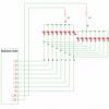 Arduino でアノードコモン7セグメントLEDを使ってみた