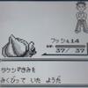 攻略ではなく冒険【ポケモン青プレイ日記2】一致技の火力