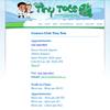 次女  カナダで健診  -Club Tiny Tots-