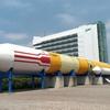 日本一周68日目 茨城2 JAXAで宇宙のことを勉強 でかすぎる牛久大仏 東京 浅草寺でもんじゃ