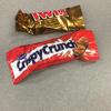 出社すると机の上にお菓子があります。