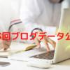 【第3回ブログデータ公開】50記事更新 初心者必見