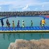 モルディブ風  スイミングプール