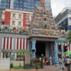 【スリ・ヴィラマカリアマン寺院】シンガポール/リトルインディア