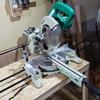 【電動工具】スライド丸のこ マキタ M244