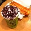 抹茶クリームフラペチーノの完璧カスタム