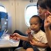 三好へ、新幹線ルートの旅。