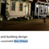 Architect study #2 CityScope: New Orleans