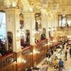 世界一周 第一陣 中欧ショートトリップ#11 - ブダペスト 世界一豪華なカフェ&マクドナルドと、美しすぎる西駅