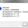 CWnd::OnCreate