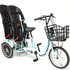 自転車で子供を送る時のリスク軽減アイデアを考える