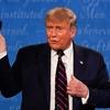 トランプ大統領が新型コロナウイルスに感染(2020年10月2日)
