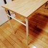 このゆびとーまれっ「かしこくなる机」あげます