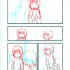 【漫画制作】初4ページ漫画挑戦中(進捗70%)妥協とこだわり