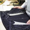 和光市T.Sさんの成人祝いの礼服(仮縫い完成)