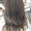 新潟 美容師 三林 白髪染めでも透明感 グレイカラー アッシュベージュ