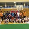 8月21日 ジュニア選手練習会