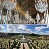 パリ/サンセバスチャン旅行記5 ヴェルサイユ宮殿に行きましょう