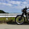 Kawasaki w400で行く!房総上総の小湊鐵道撮り鉄ツーリングとカメラの練習【SONY RX100m4】