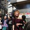 よく晴れた日に、渋谷で待ち合わせ  5月4日(金)おやすみホログラム渋谷ジャック@渋谷街頭