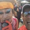 奈良マラソンを走るランナーの皆さんへ:今ノ葉狂志郎さんの名物応援が、今年はちょっと違います