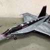 1/32 ドイツレベル F/A-18E スーパーホーネット
