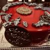 今年の誕生日ケーキはラ・パージュさんの美の結晶ケーキ!