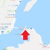2019/2/11 宇佐井尻公園 15:00-17:00 ショアジギング フラットフィッシュ サーフヒラメ(エソ1匹)