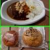 17/03/20の昼食(ぼっかけカレー)