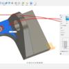3D CAD 練習課題5-1(3次元CAD利用技術者試験 1級・準1級サンプル問題より・問5のモデリング解答(1/2))