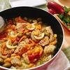 アメリカ食材で作るレシピ!【アクアパッツア】鍋ひとつで超簡単